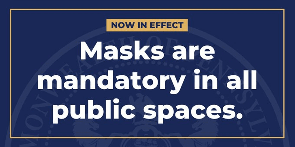 masks-mandatory-in-all-public-spaces-pennsylvania
