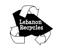 Lebenon Recycles logo